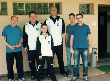 Luftgewehrschützen - Aufstieg in die Bezirksliga 2