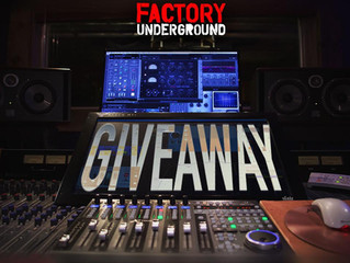 Win A $250 Recording Session at Factory Underground