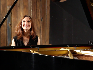 Factory Underground was Once Again the Studio of Choice for Classical Pianist Elina Christova