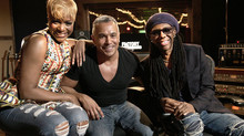 """My Fire"" Video Feat. Nile Rodgers and Kimberly Davis (Filmed at Factory Underground Studi"