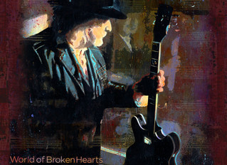 """Tom The Suit Forst's """"World of Broken Hearts"""" World-Wide Release!"""