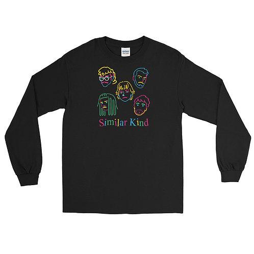 Similar Kind Band Photo Long Sleeve Shirt