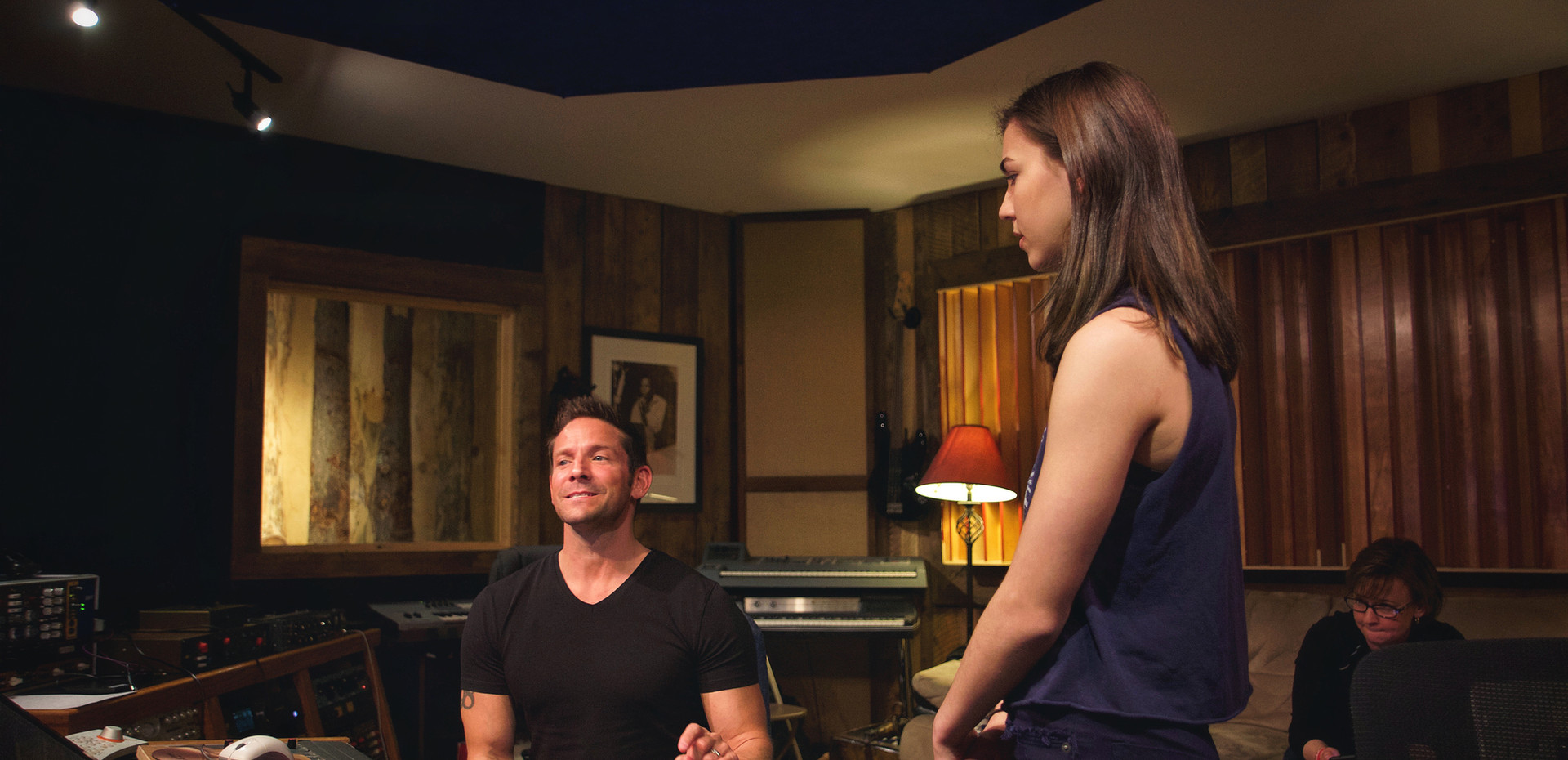 Jeff Timmons & Nicole Michelle