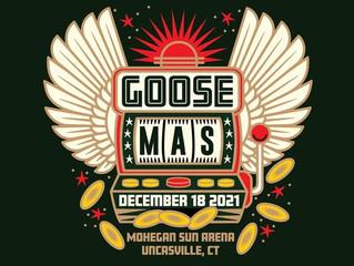 Eighth Annual Goosemas at Mohegan Sun Arena