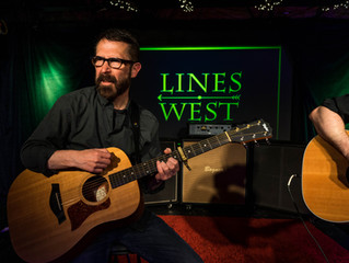 """Lines West Discuss New Album """"The Ghost for You"""" Recorded at Factory Underground"""