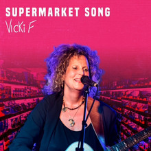"Vicki F's New Single ""Supermarket Song"" Produced by Ethan Isaac"