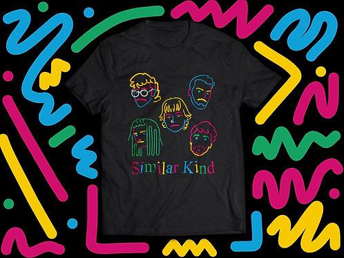 Similar Kind Band Photo Unisex T-Shirt