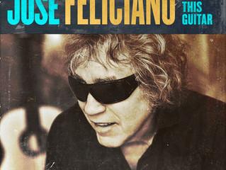 "José Feliciano Releases New Album ""Behind This Guitar"""
