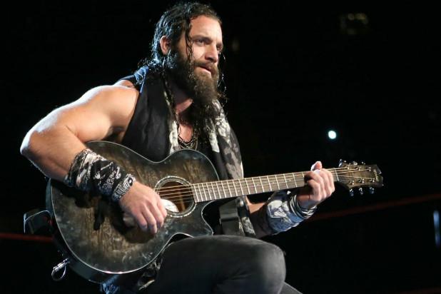 WWE & Elias