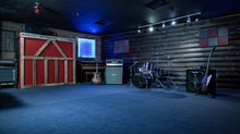 New Rehearsal Rooms at Factory Underground