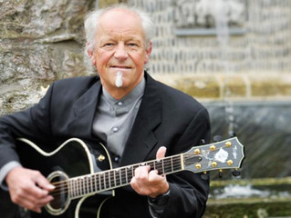Factory Underground is Pleased to Welcome Back our Client Martin Barre This Fall!