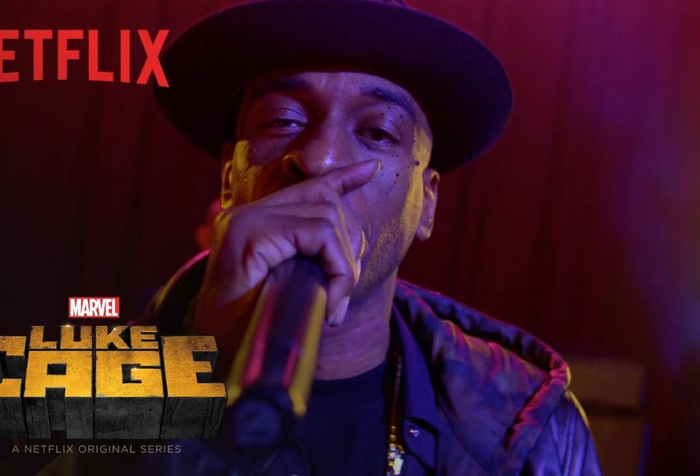 Rakim & Netflix