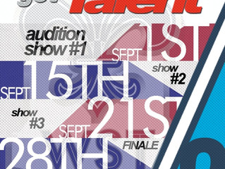 Factory Underground Wishes the Best of Luck to the Contestants of Connecticut Got Talent!