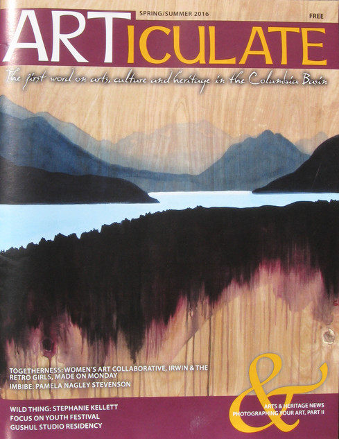ARTiculate Cover