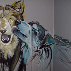 Never Cry Wolf - detail
