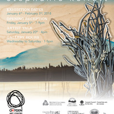 Oxygen Art Centre invite