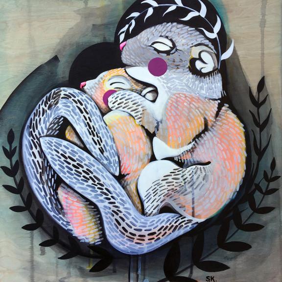 Dreaming Fur Babies