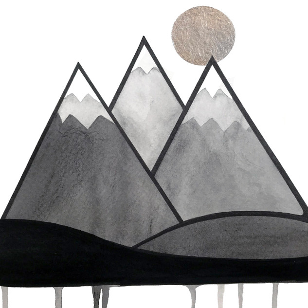 Cold Moon Mountains