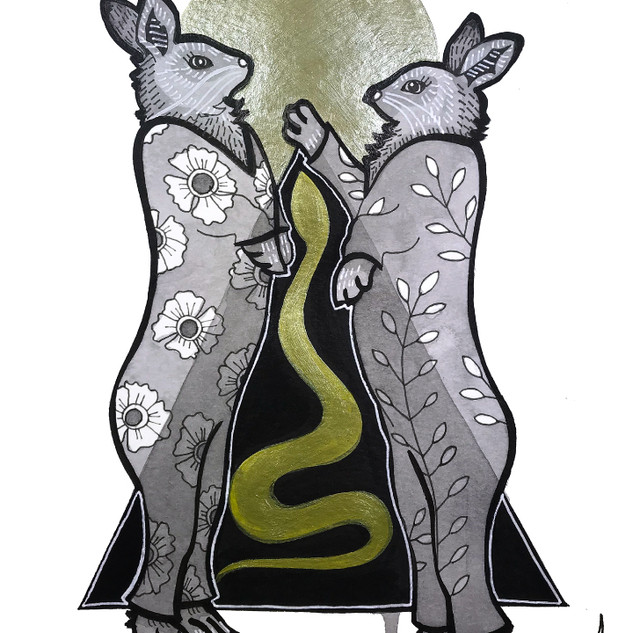 Dawn of the New Hare