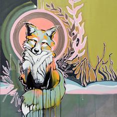 Tundra Fox