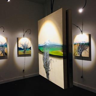 Rewilding: Fire Starter @ Oxygen Art Centre