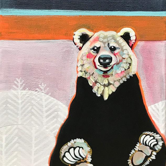 Snow Day Bear