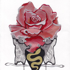 Raising Up Rose