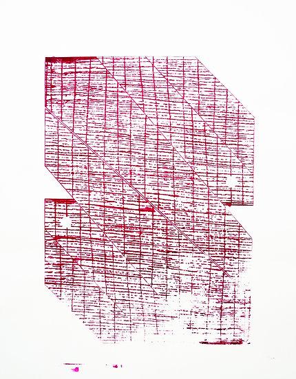 S4 (serigrafie / silkscreen print)