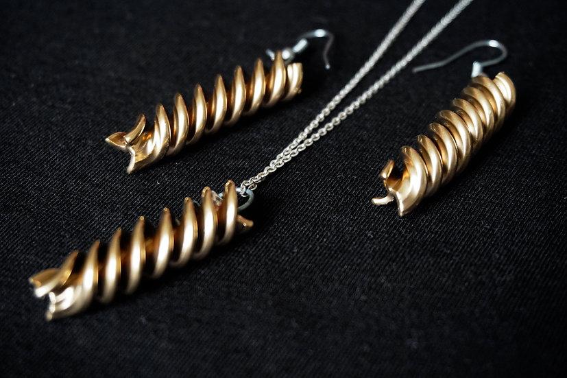FUSILLI - necklace