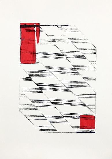 S8 (serigrafie / silkscreen print)
