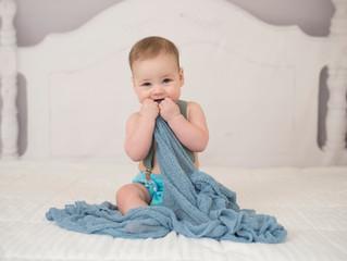 Baby I: 6 months