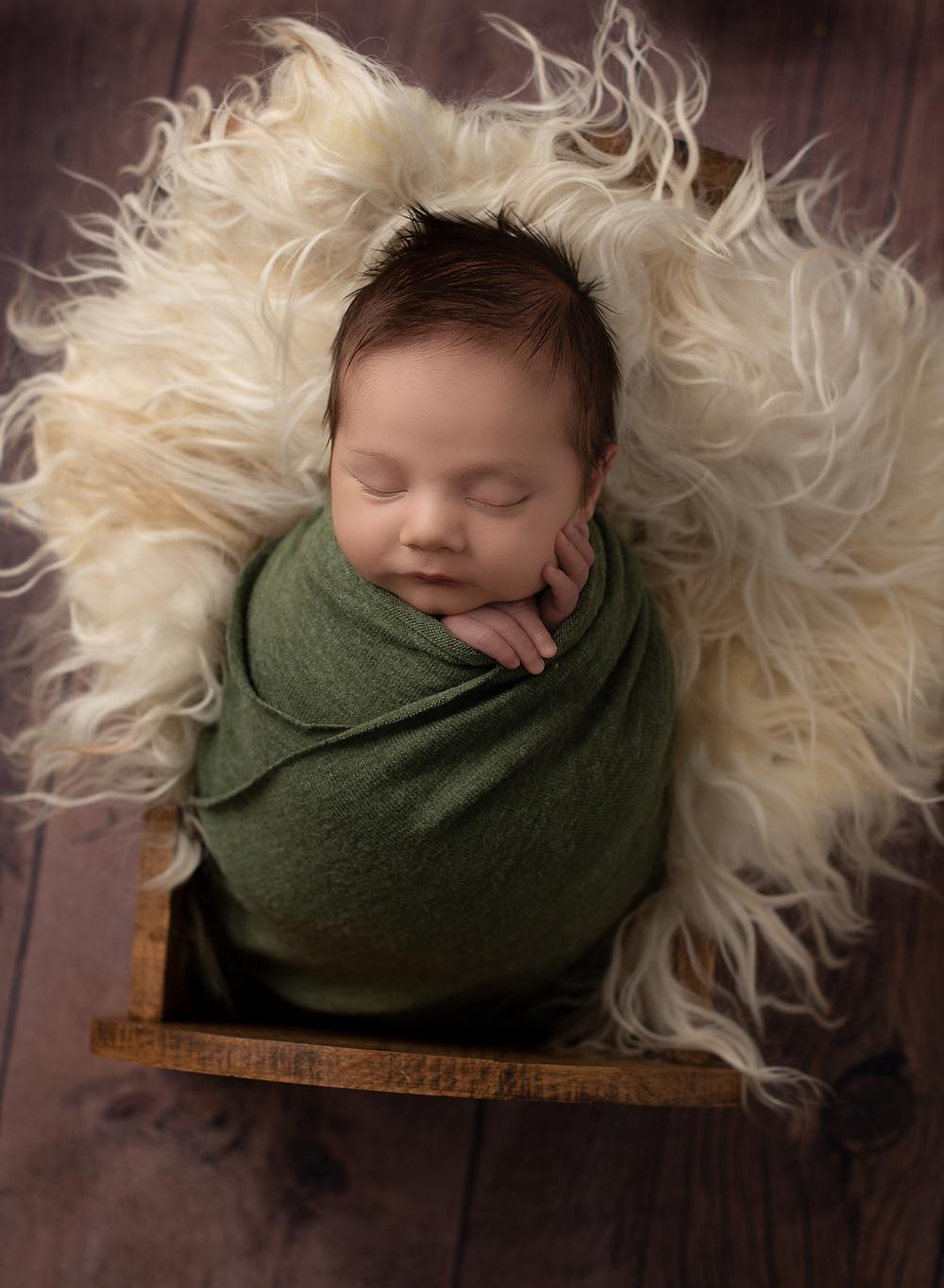 Brandywine MD newborn photographer