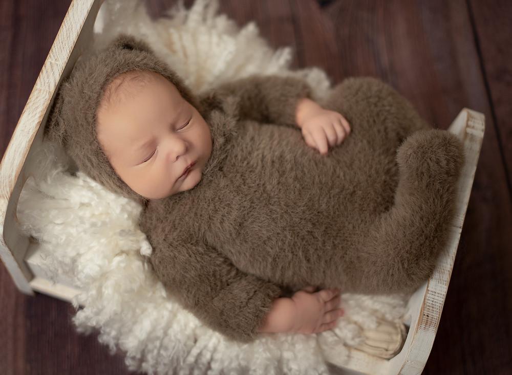 Lexington Park MD newborn photographer