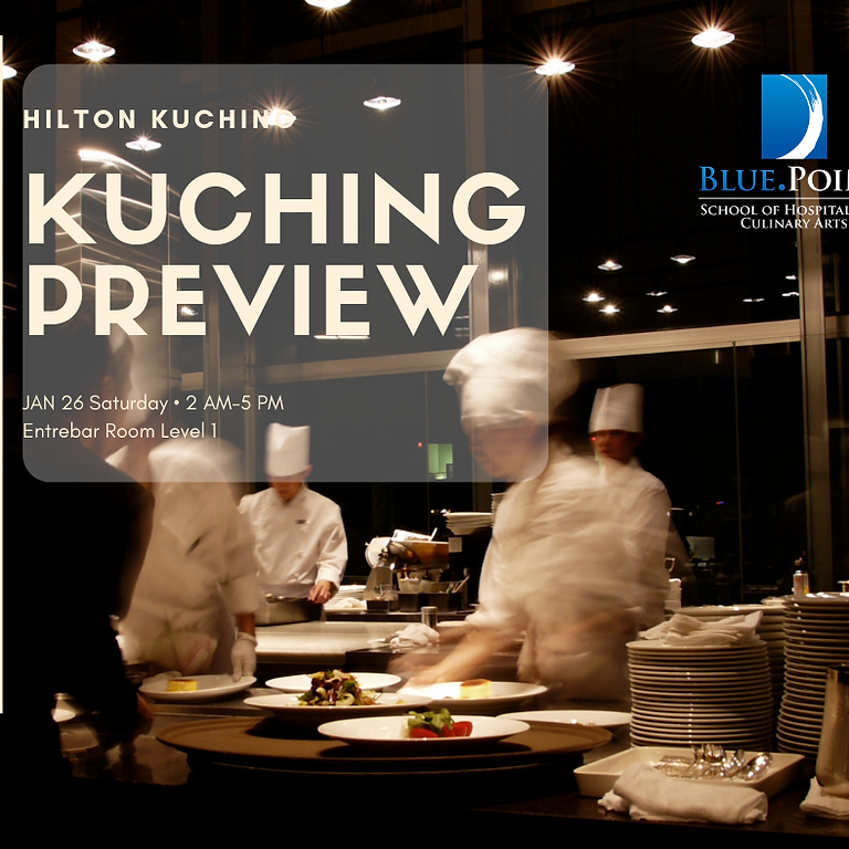 Live Your Dream - Culinary and Patisserie Programme Preview in Kuching (1)