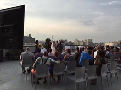 CityView Rooftop Wedding