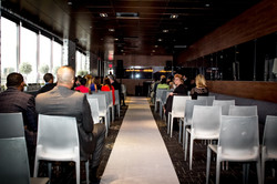 Wedding in CityView Lounge