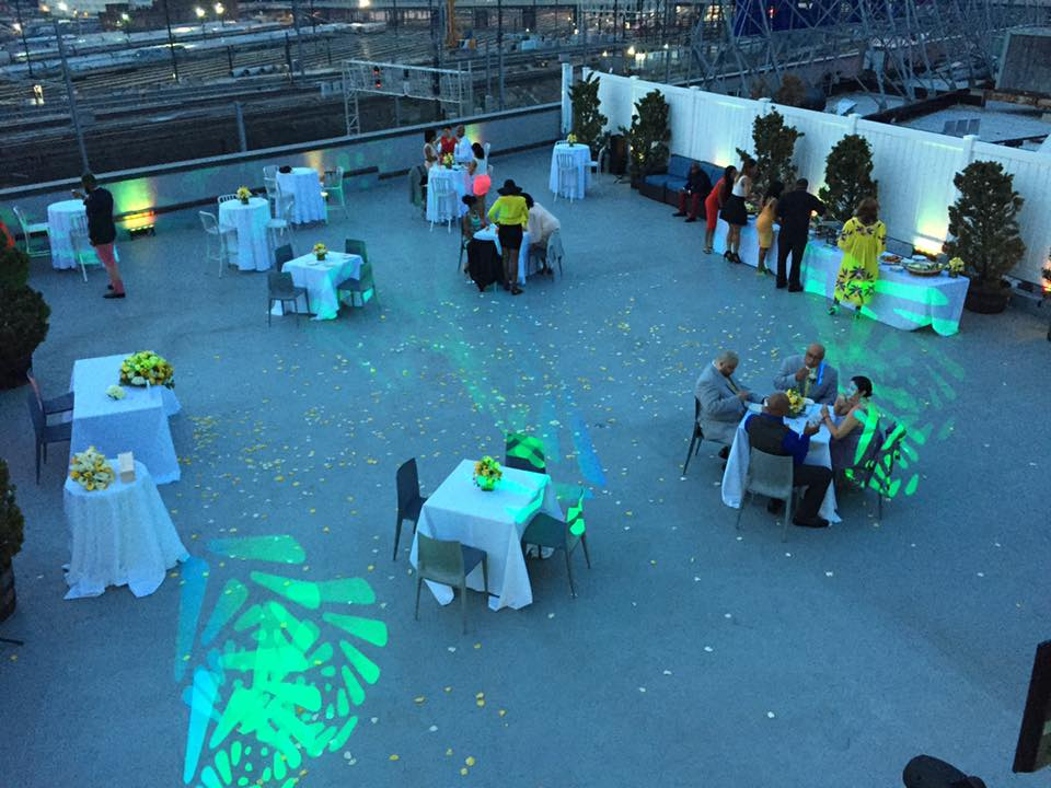 Rooftop Wedding at CityView