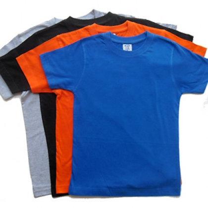 6 חולצות ילדים/ילדות
