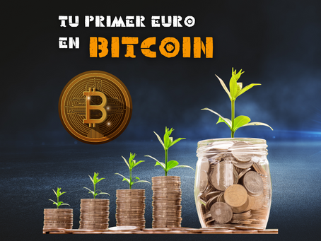 Tu primer euro en Bitcoin (paso a paso)