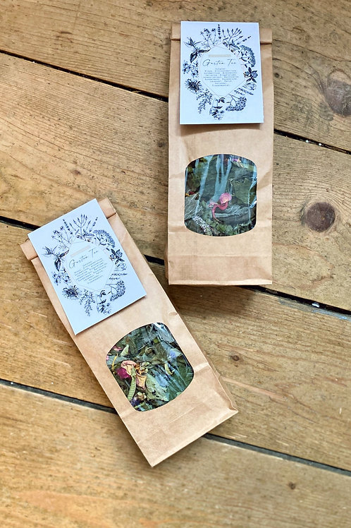 la jardinière -  Bio Garten Tee