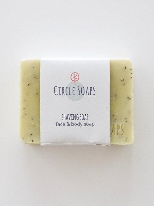 """The Lovely Chickpea -  Vegane Seife """"Shaving Soap"""""""