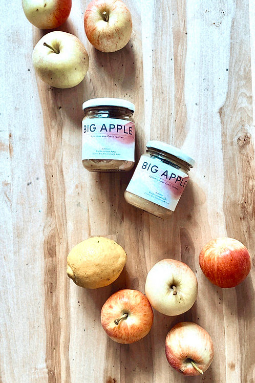 Big Apple – Bio Apfelmus