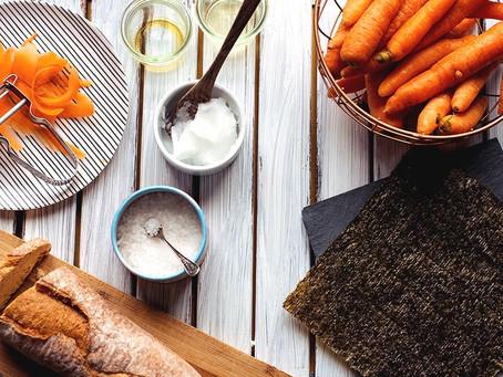 Karotten Lachs