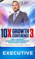 10X Growth Conference Executive ticket