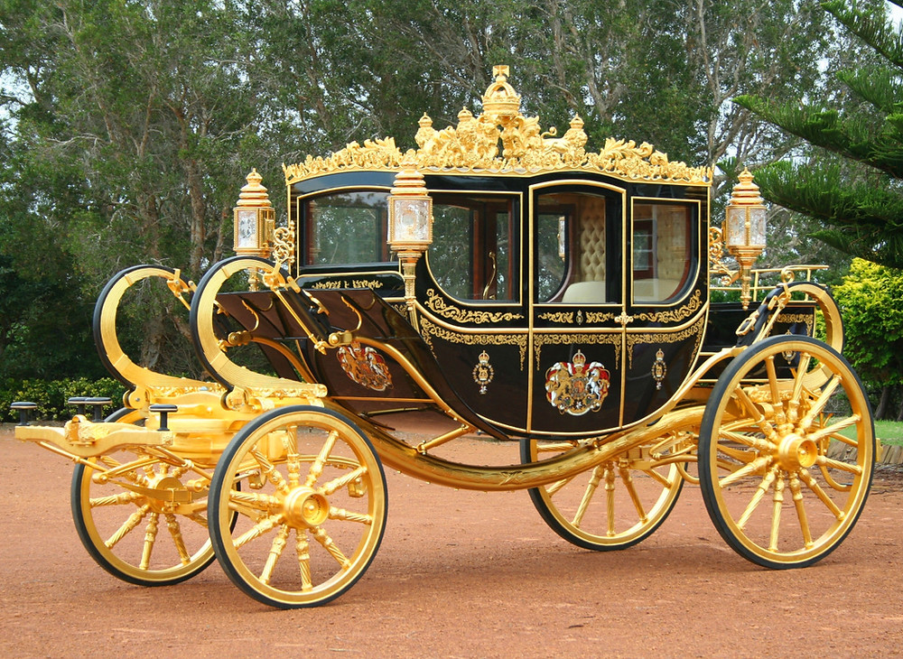 Detailing Carriage