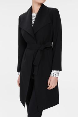 Aveline Coat - Black