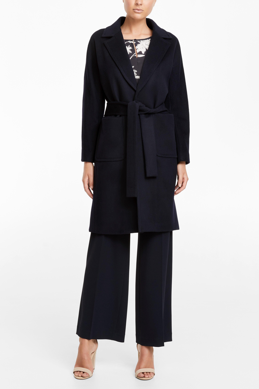Leonie Coat - Navy