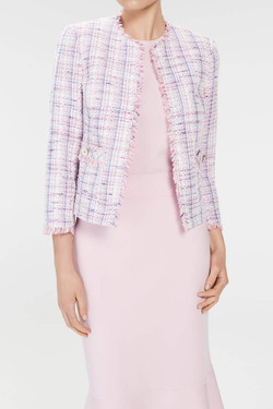Clarence Jacket - Lilac