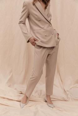 Kensington Trousers - Mink