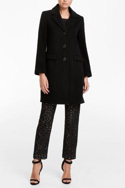 Eastside Coat - Black